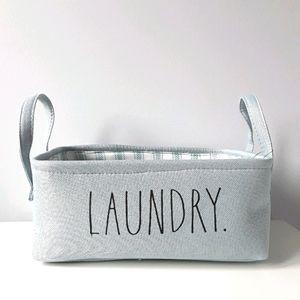 NWT Rae Dunn small laundry basket